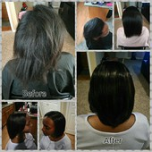 Relaxer, Style and Extensions Service
