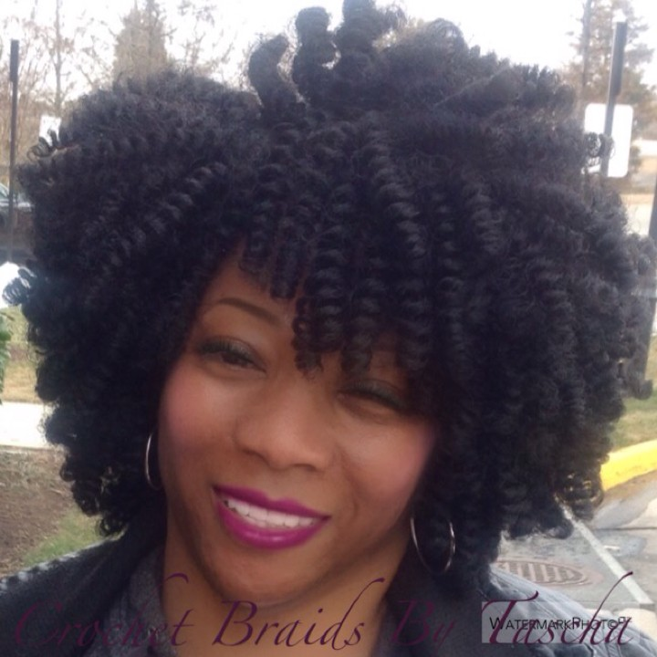 Crochet Braids By Tascha : Crochet Braids By Tascha StyleSeat
