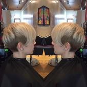 #3841973 Mandy Cissell's Appointment Photo taken in Cut N' Dye Salon, Richmond Heights