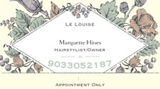 #3962400 Marquette Hines's Appointment Photo taken in Le Louise, Longview