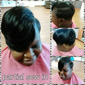 #3970333 TaNesha Austin-Lewis's Appointment Photo taken in Faith & Fava Beauty,Barber&Braidery, Dillwyn