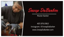#4245430 Snoop DaBarber's Appointment Photo taken in InFamous Cutz by Snoop DaBarber, Orlando