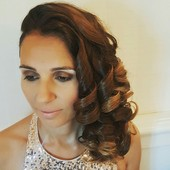 Bridesmaid Hair Styling