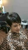 #4573369 Karen ~'s Appointment Photo taken in  Hair & Beauty Designs: Inside Delaney's  , Mansfield