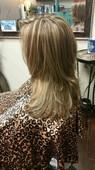 #4653497 Karen ~'s Appointment Photo taken in  Hair & Beauty Designs: Inside Delaney's  , Mansfield