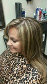 #4653493 Karen ~'s Appointment Photo taken in  Hair & Beauty Designs: Inside Delaney's  , Mansfield
