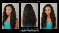 Hair Extensions By CoCo La Rue