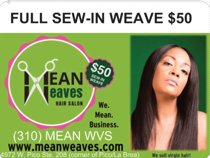 Mean Weaves Professional Book Online With Styleseat